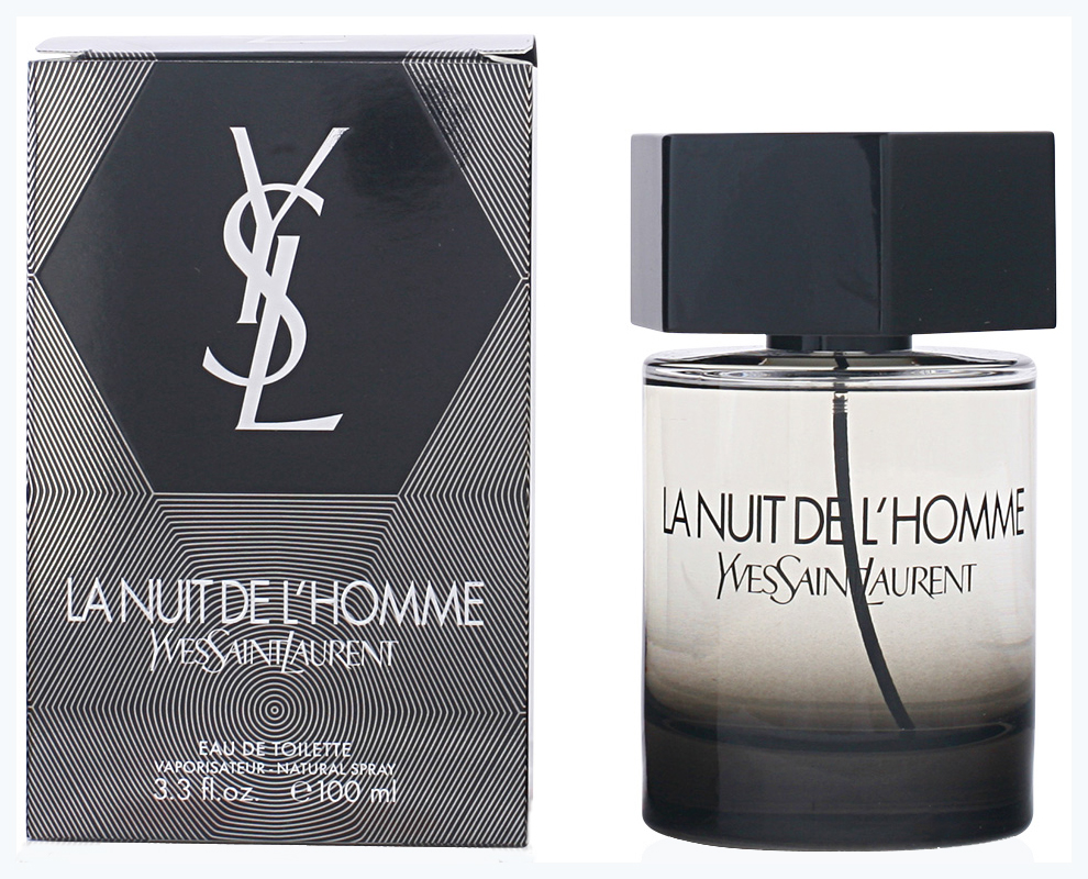 Купить Туалетная вода Yves Saint Laurent L'Homme La Nuit 100 мл