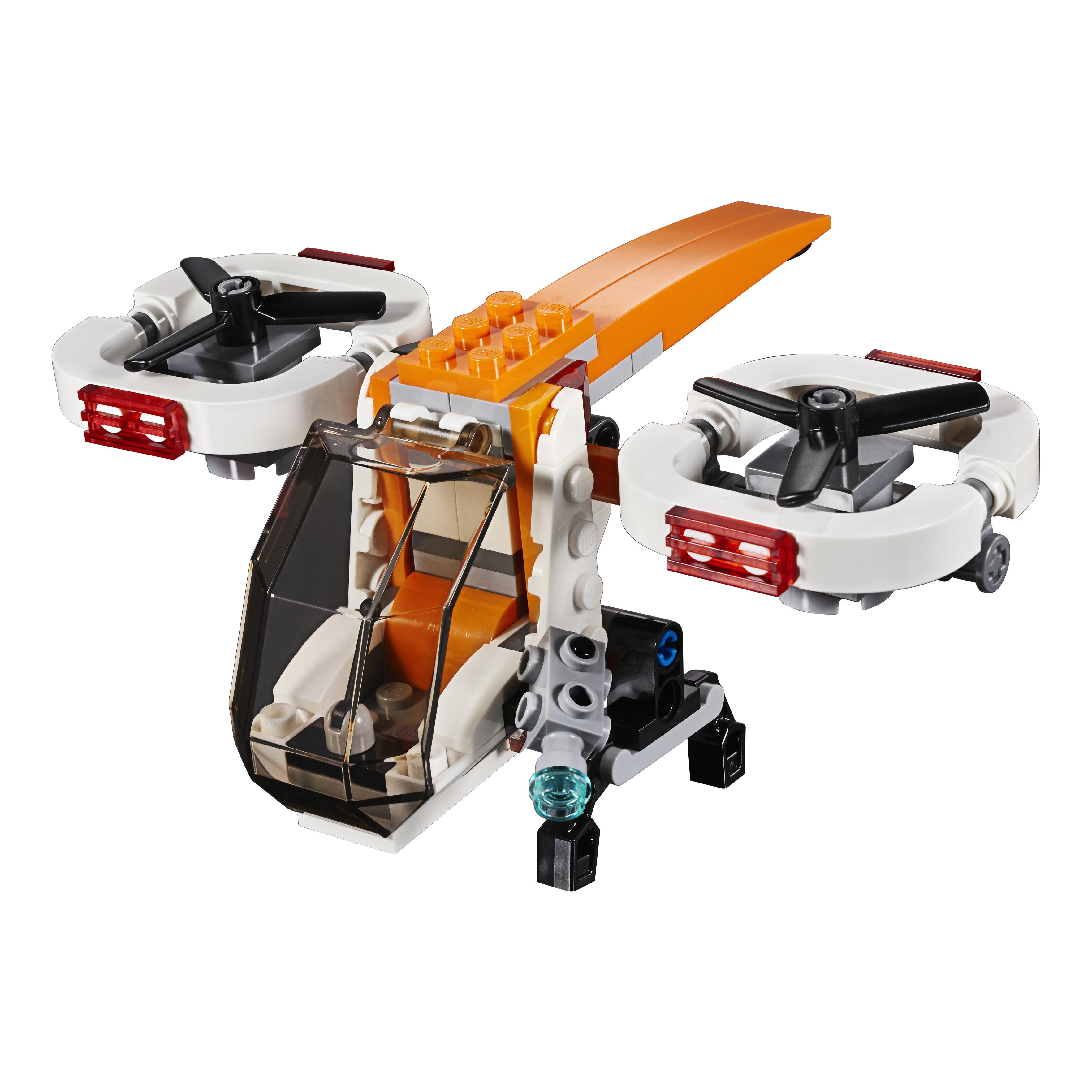 Купить Конструктор lego creator дрон-разведчик (31071), Конструктор LEGO Creator Дрон-разведчик (31071)
