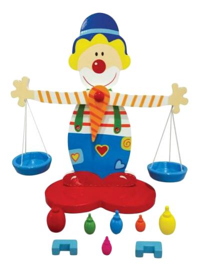Купить Развивающая игрушка Mapacha Клоун, Наша игрушка, Развивающие игрушки