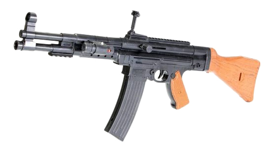 Купить 63 см, Винтовка Shantou Gepai ES869-NSM303B, Стрелковое игрушечное оружие