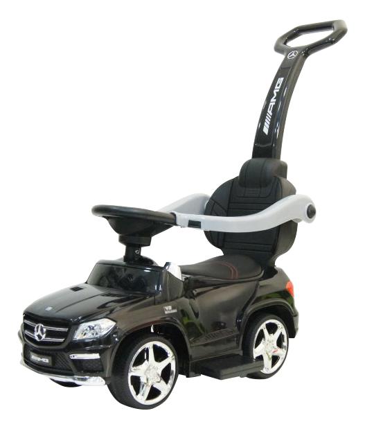 Толокар Mercedes Benz черный RIVERTOYS