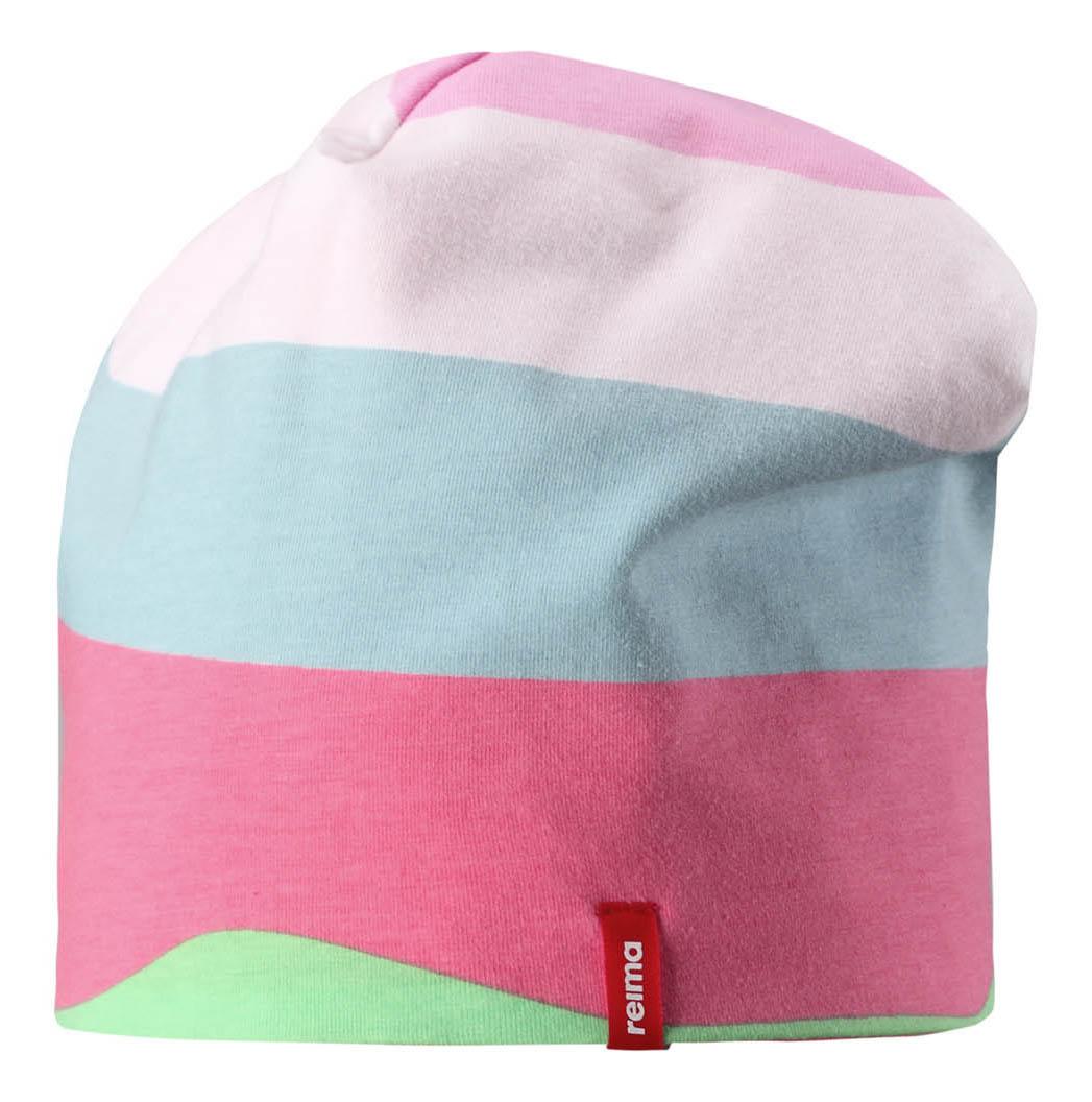 Купить Шапка Tanssi р.48 розовый Reima 528583-3291, Детские шапки и шарфы