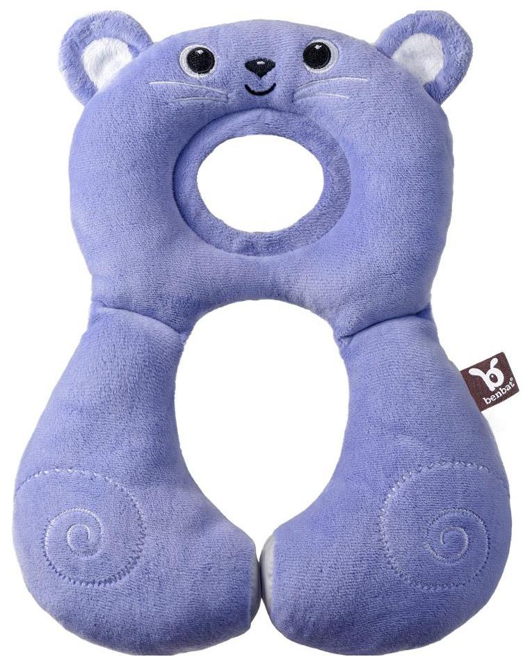 Дорожная подушка Benbat Мышка 1-4 года,  - купить со скидкой