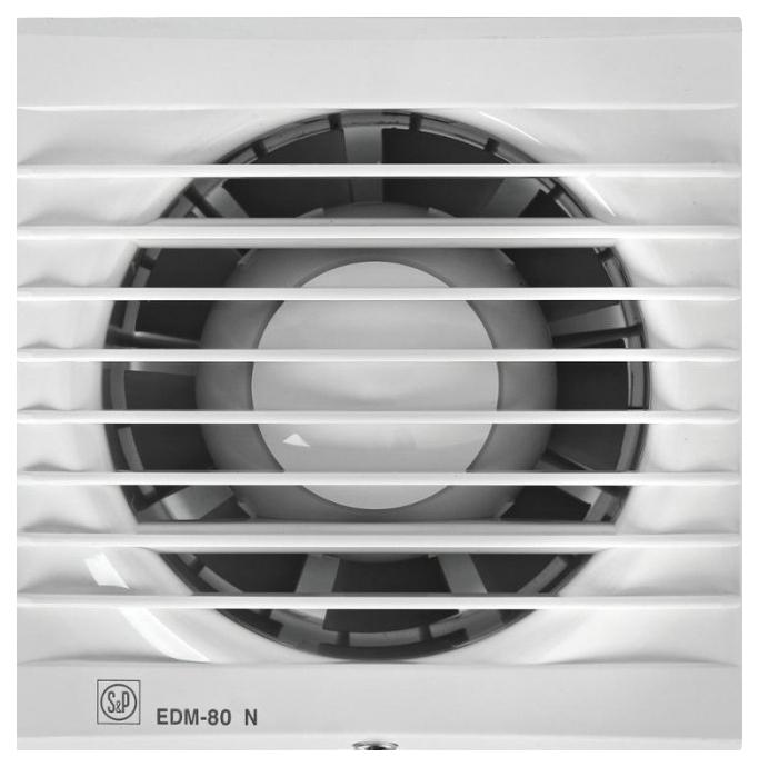 Вентилятор настенный Soler#and#Palau EDM 80 NT 03-0103-210