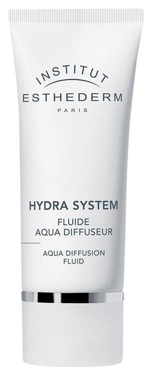 Эмульсия для лица Institut Esthederm Hydra System Aqua Diffusion Fluid 50 мл фото