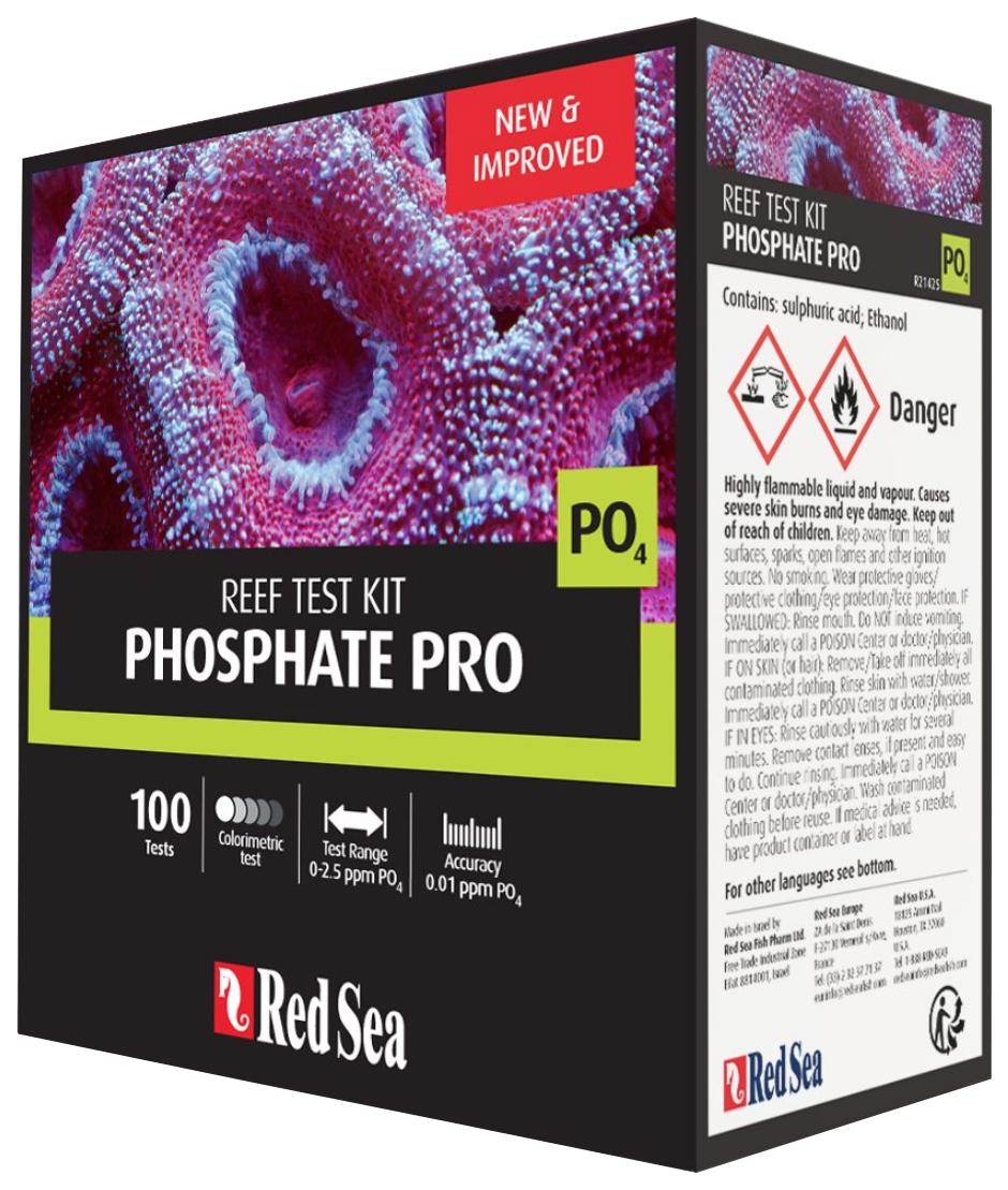 Тест для воды Red Sea PO4 Фосфаты