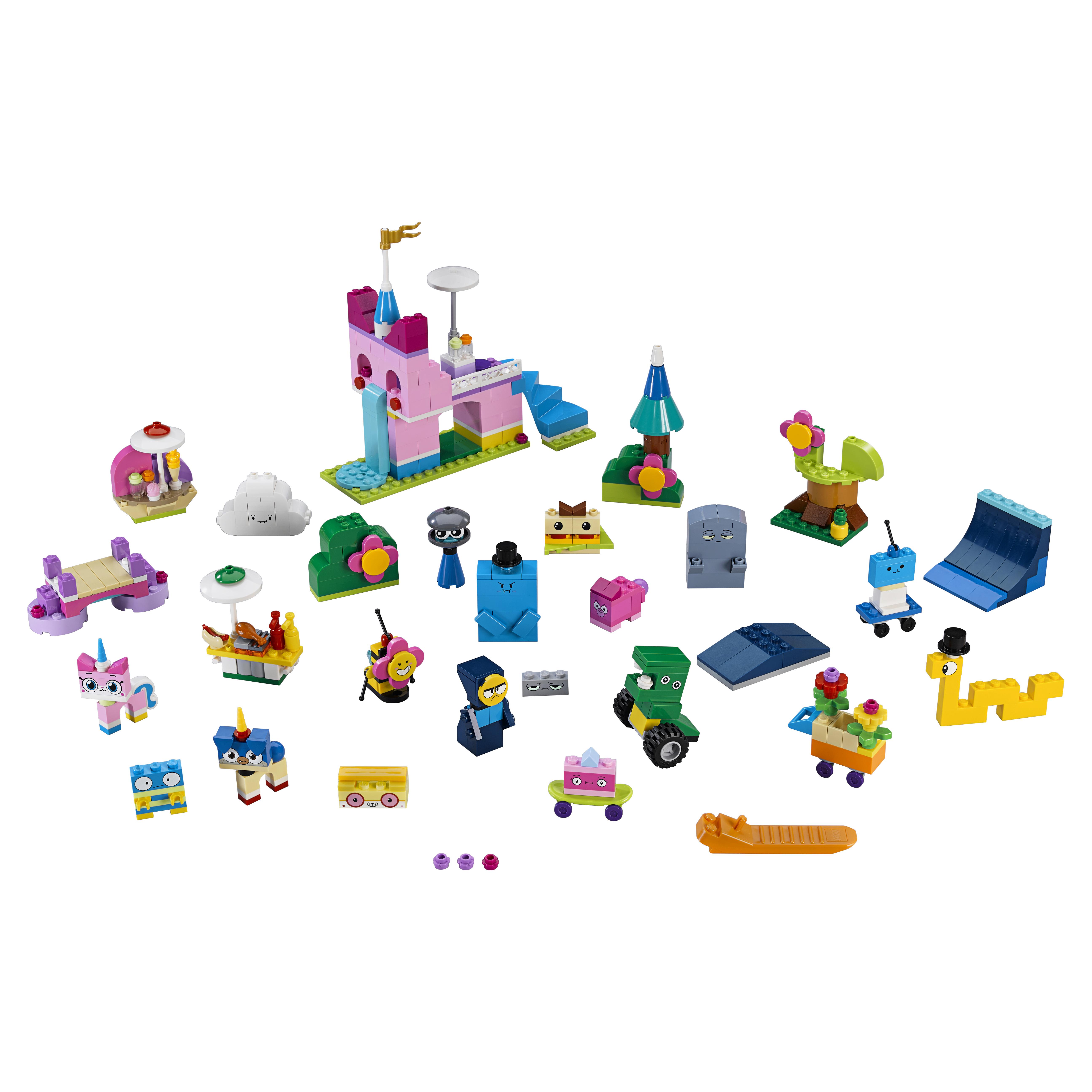 Конструктор LEGO Коробка кубиков для творческого конструирования Королевство 41455 фото