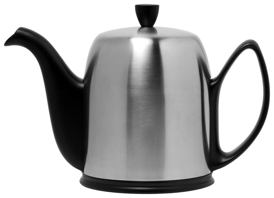 Чайник заварочный Guy Degrenne Salam Mat Black 211993