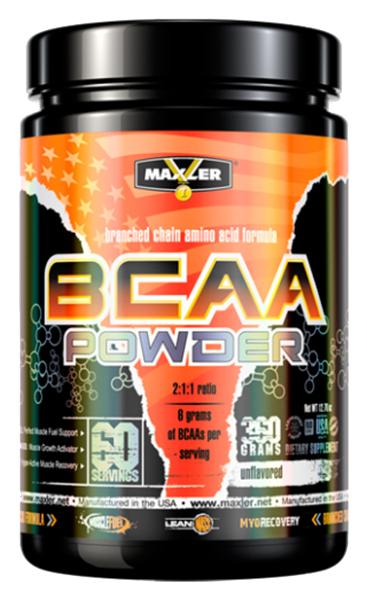 Maxler BCAA Powder 420 г клубника/киви