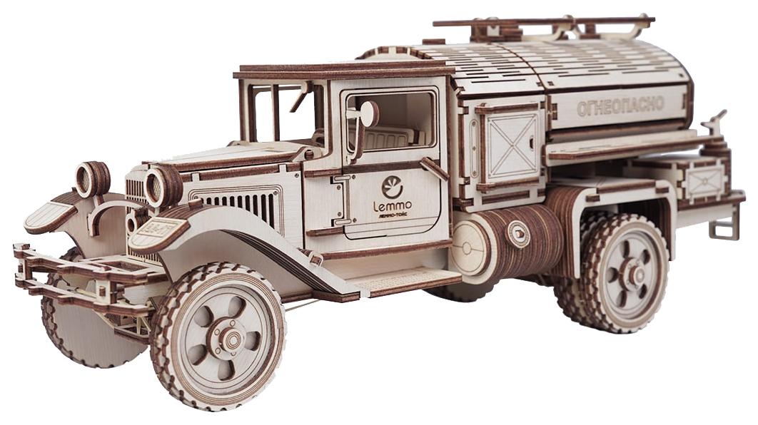 Купить Модели для сборки Lemmo Большой грузовик ГАЗ-АА Заправщик