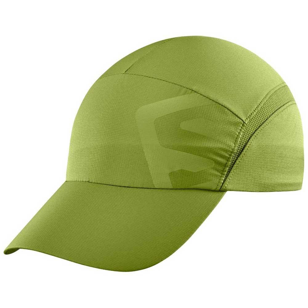 Кепка Salomon XA Cap светло зеленая L/XL