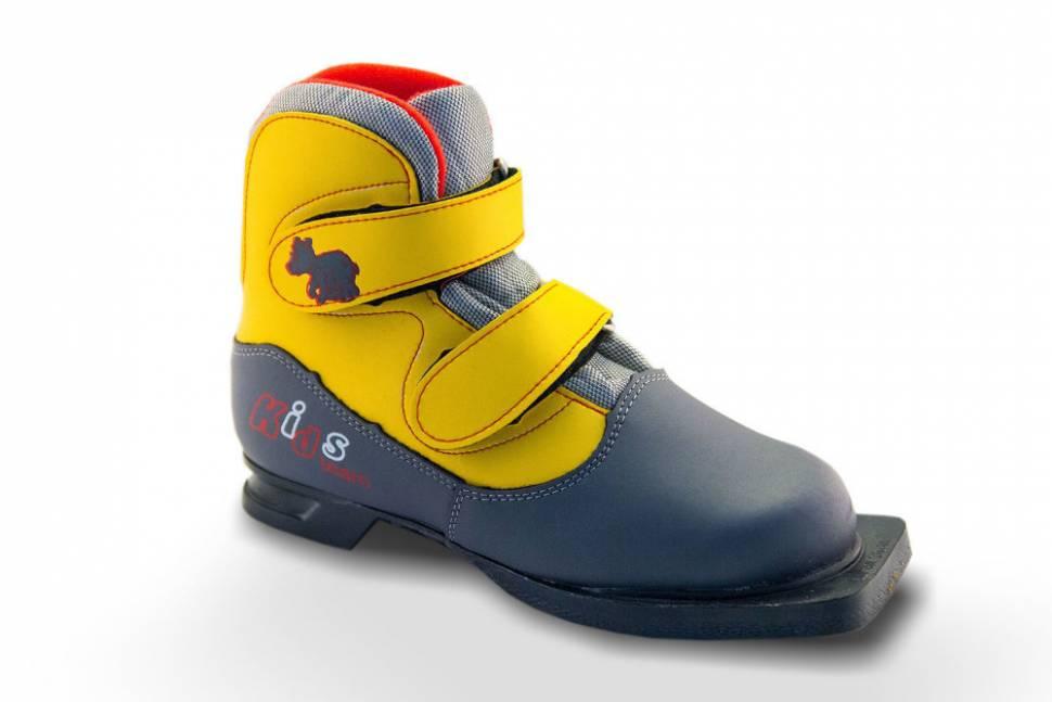 Ботинки для беговых лыж Spine KIDS 31 2019,