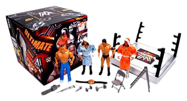 Купить Игровой набор Наша Игрушка Бойцы ринга YZ1213A, Наша игрушка,
