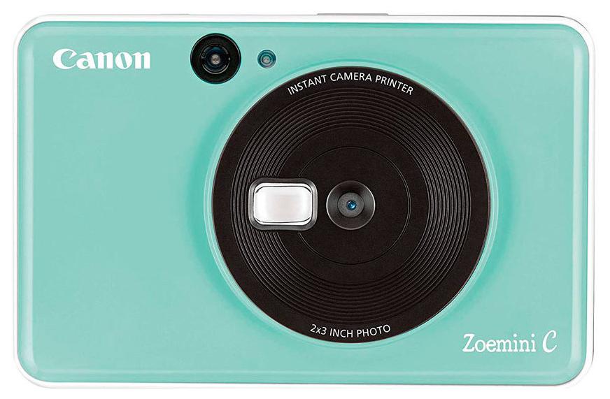 Фотоаппарат моментальной печати Canon Zoemini C Mint