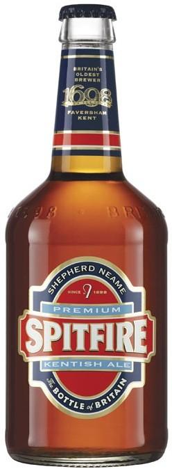 Пиво Spitfire 0.5 л по цене 171