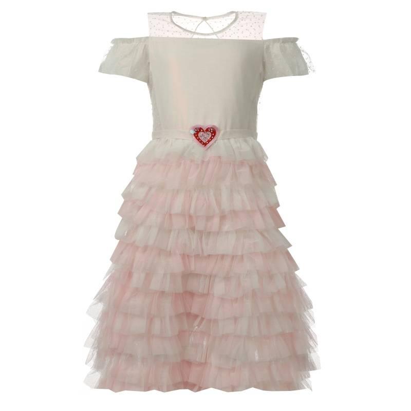 Купить Платье Choupette, цв. розовый, 146 р-р, Детские платья и сарафаны