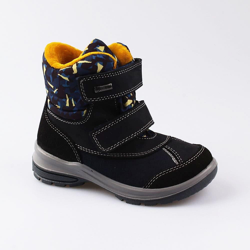 Мембранная обувь для мальчиков Котофей, 29 р-р