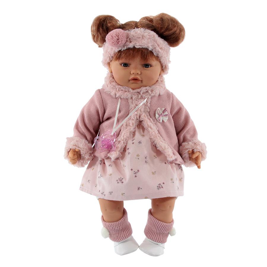 Кукла Antonio Juan Иоланда плачет 37 см