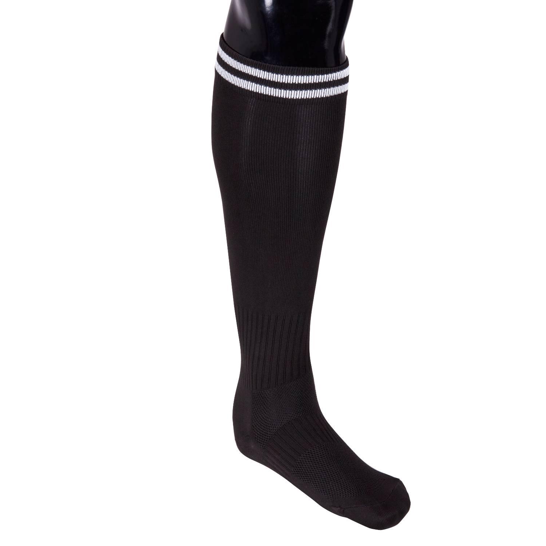 Гетры футбольные RGX черные XS (30 34)