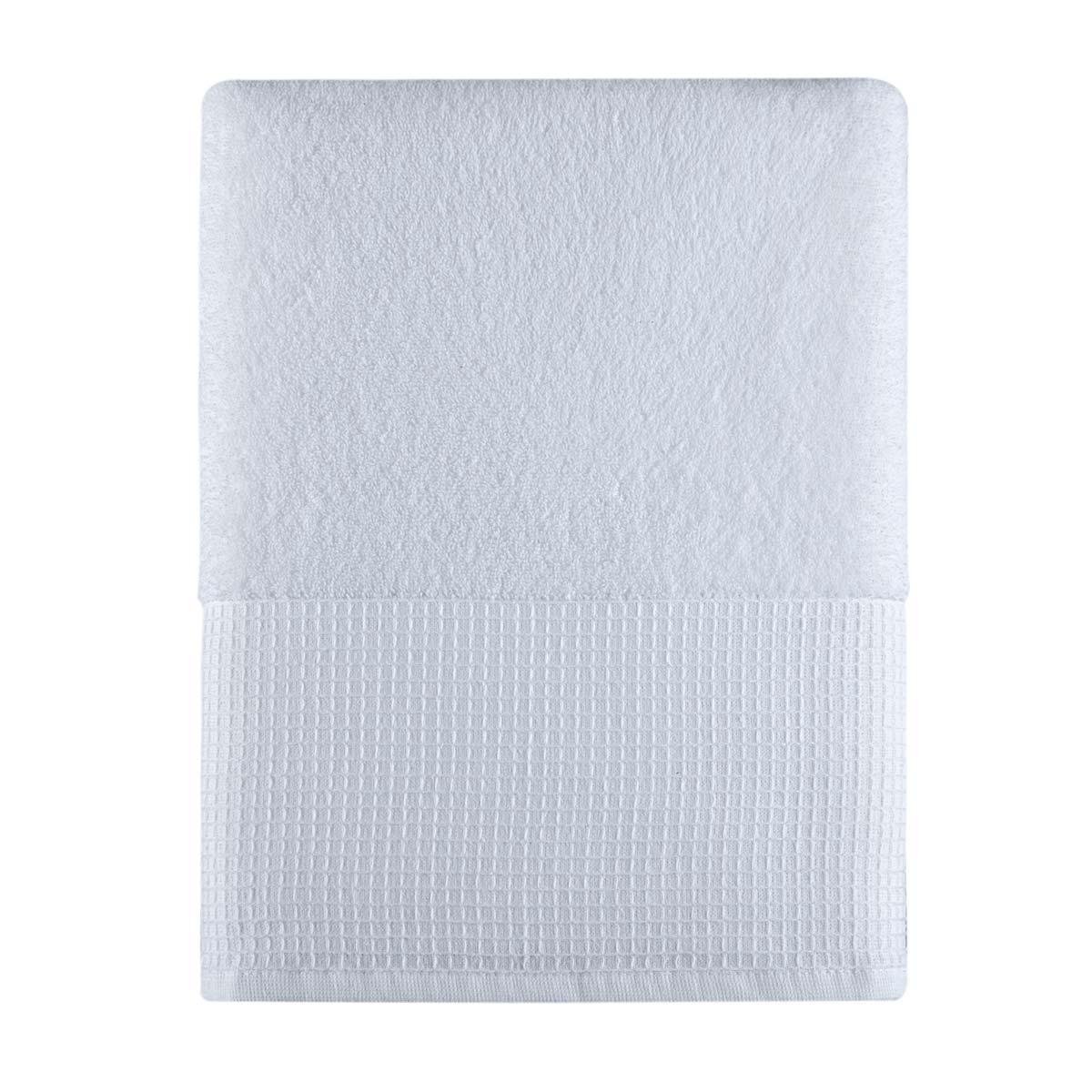 Полотенце Joan Цвет: Белый (70х140 см)