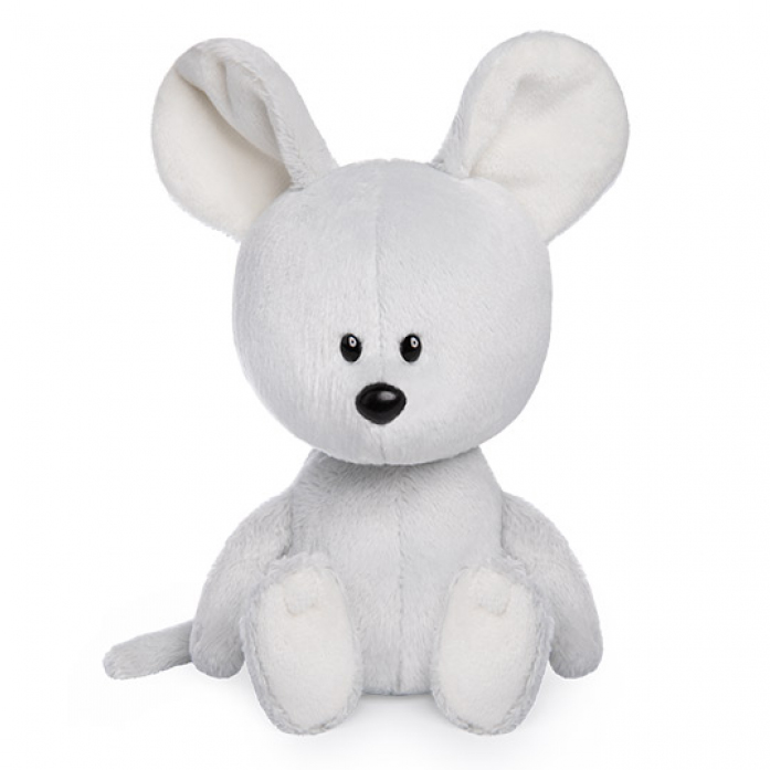 Купить Мягкая игрушка BUDI BASA LE15-080 Мышка Пшоня, Мягкие игрушки животные