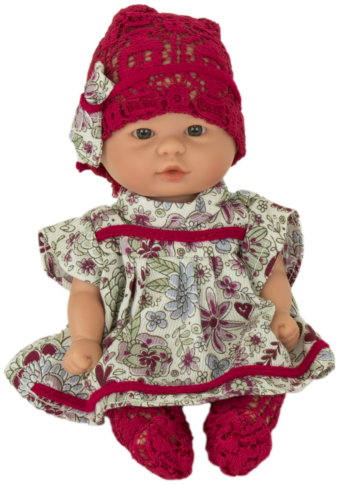 Купить Кукла-пупс Carmen Gonzalez Бебетин 12671, Пупсы