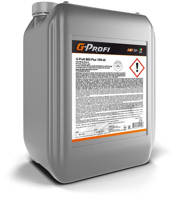 Моторное масло G Energy G Profi