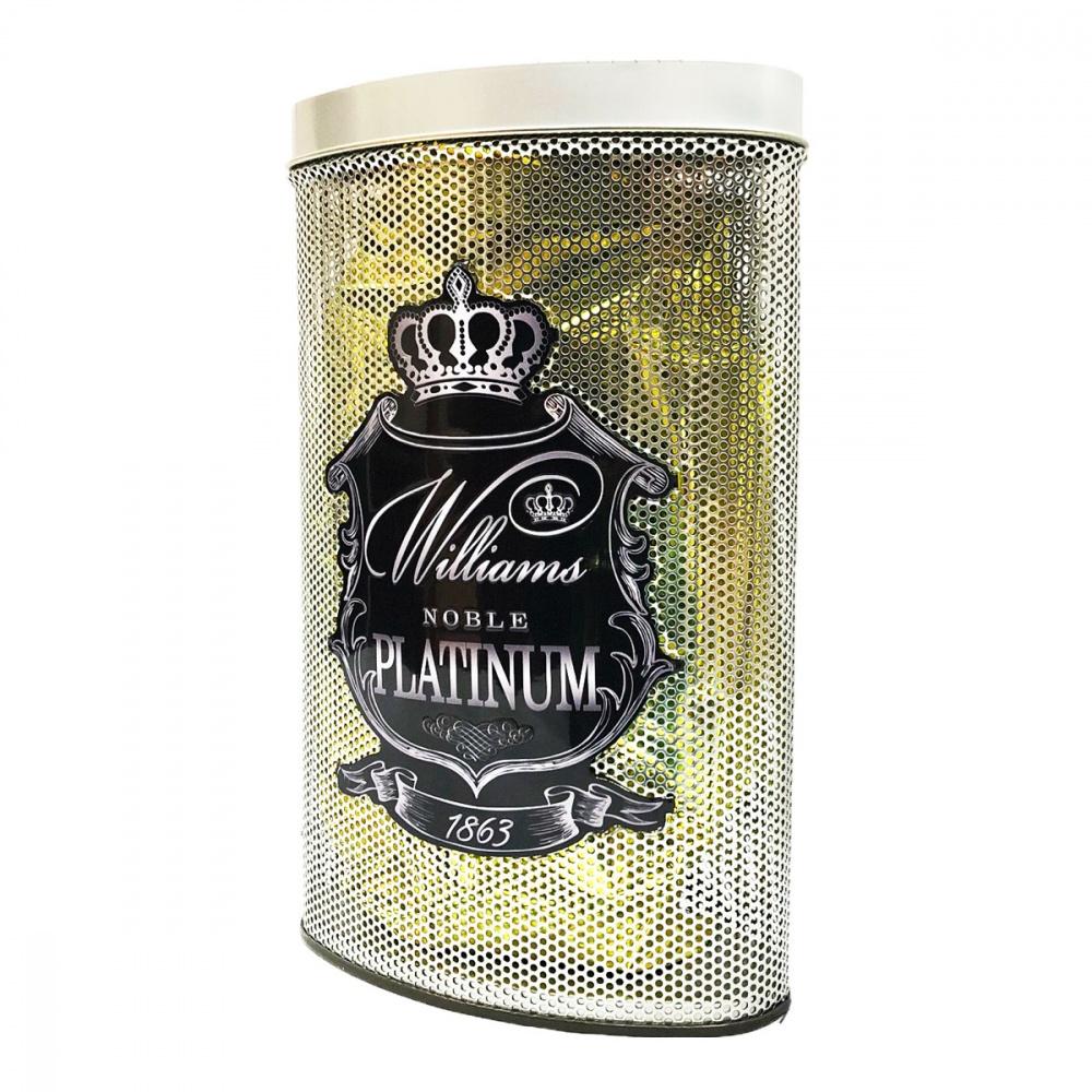 Чай Williams Noble Platinum черный Ассам 150 г фото