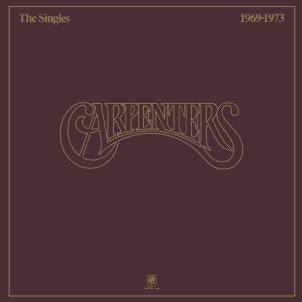 Виниловая пластинка Carpenters The Singles 1969-1973 (LP)