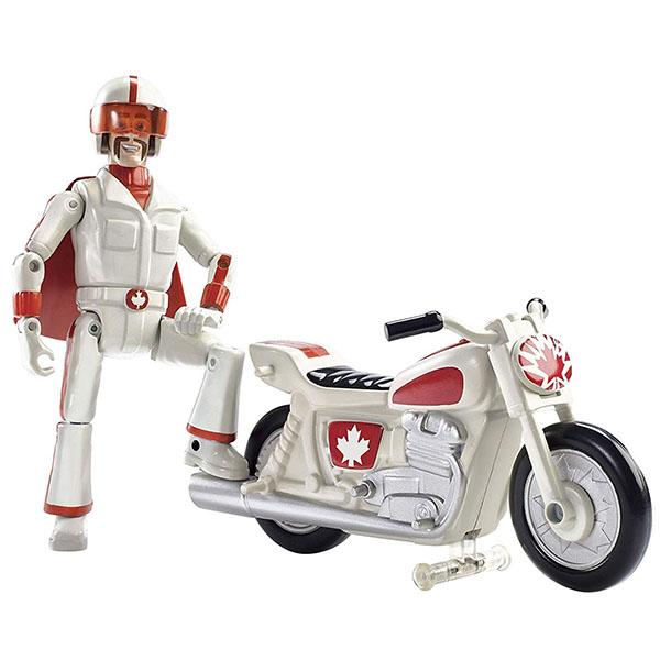 Toy Story 4 Игровой набор Canuck & Boom Boom Bike Mattel