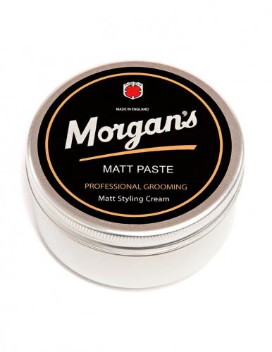 Матовая паста Morgan's для укладки волос