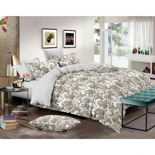 Комплект постельного белья двуспальный Amore Mio, Bonnie