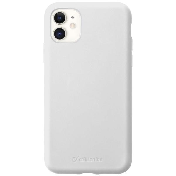 Чехол Cellular Line Sensation для Apple iPhone 11 White