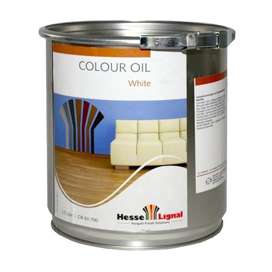 Масло Для Паркета Hesse OB 83 Color Эбен 1 л фото
