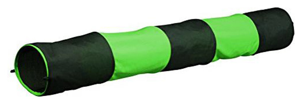 Тоннель для грызунов TRIXIE текстиль, 18х130 см, цвет