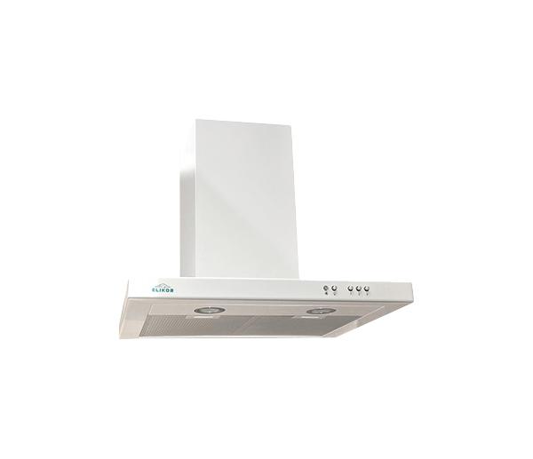 Вытяжка купольная Elikor Квадра 60П-430-К3Д White