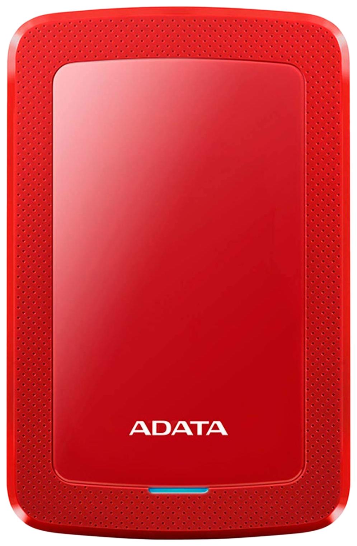 Внешний диск HDD ADATA 2TB Red (AHV300