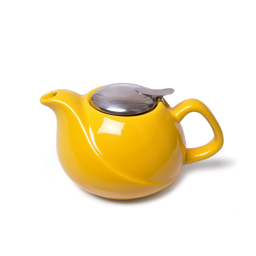 Заварочный чайник Fissman 750 мл с ситечком 9390