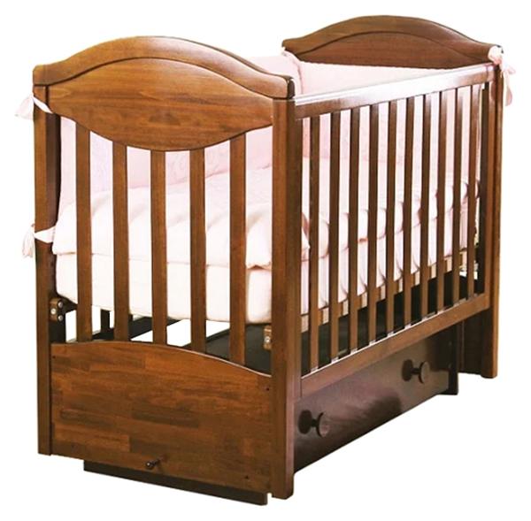 Детская кровать Лель Камелия АБ 23.2, Светлый