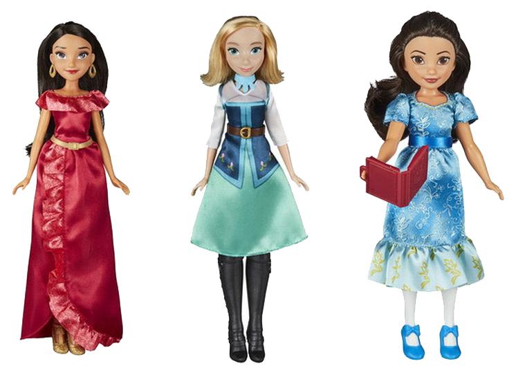 Кукла Disney Princess Елена Принцесса Авалора E0105Eu4