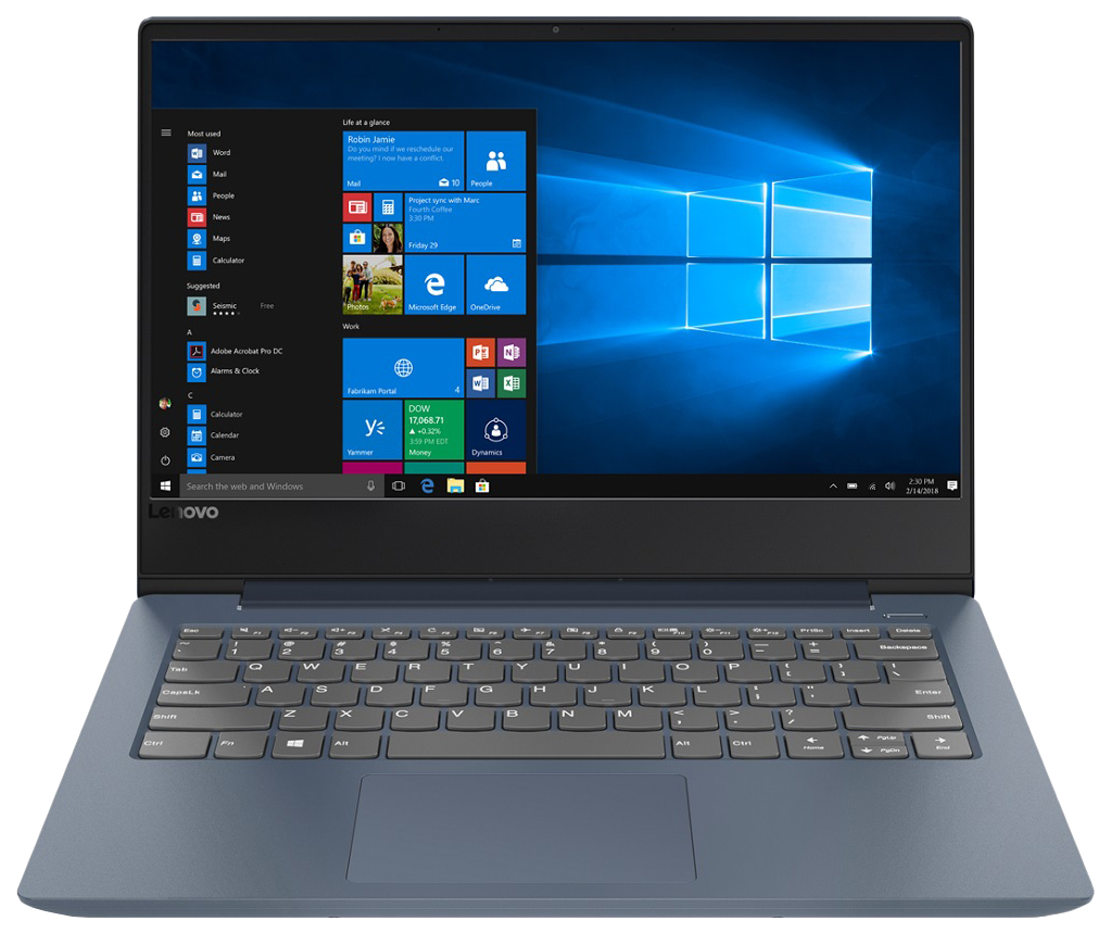 Ноутбук Lenovo IdeaPad 330S-14IKB 81F4004XRU