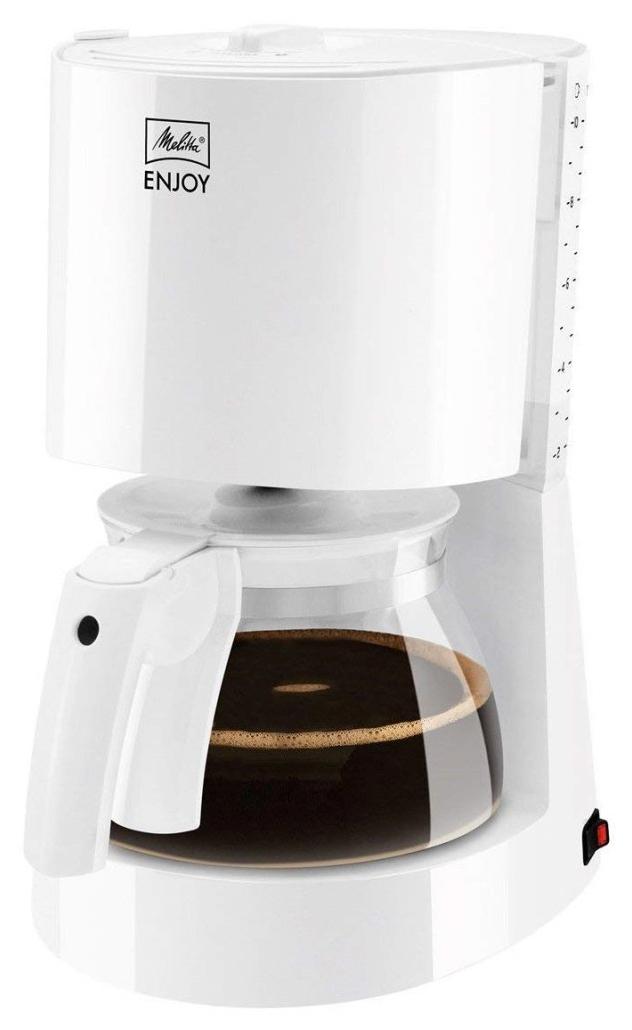 Кофеварка капельного типа Melitta Enjoy II White