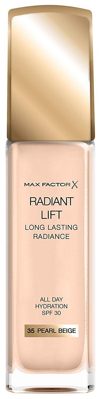 Тональный крем Max Factor Radiant Lift Foundation 35 Pearl Beige 30 мл