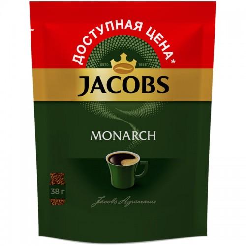 Кофе растворимый Jacobs monarch 38 г