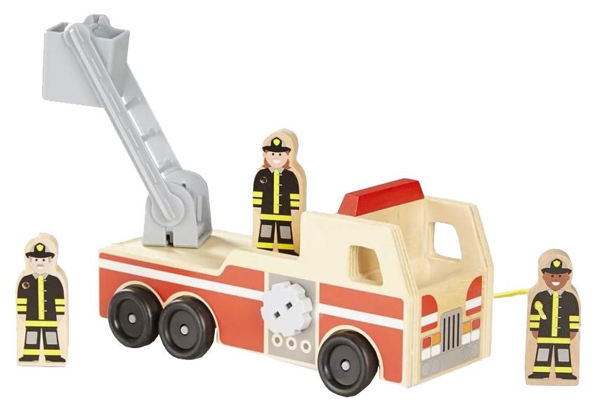 Классические игрушки Пожарная машина, арт. 9391M