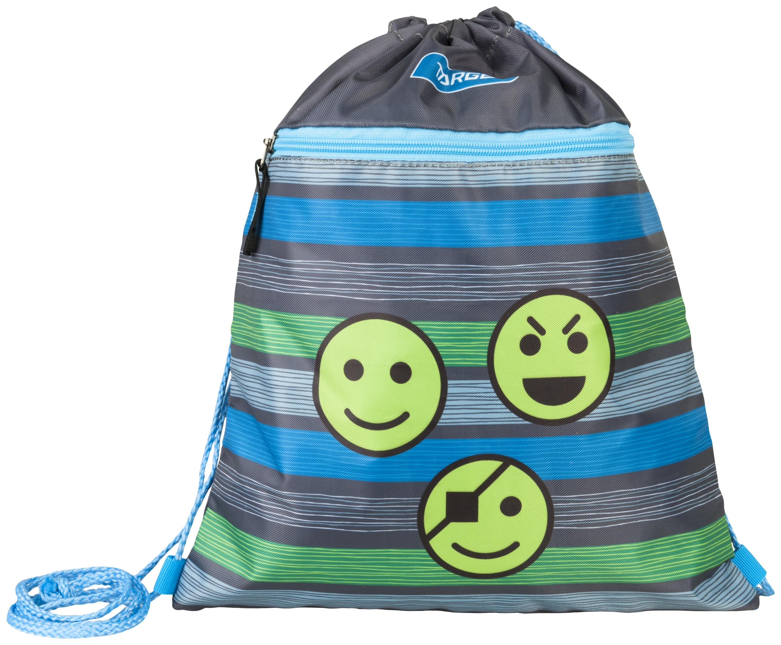 Купить Мешок Target для детской сменной обуви Смайлики, Мешки для обуви