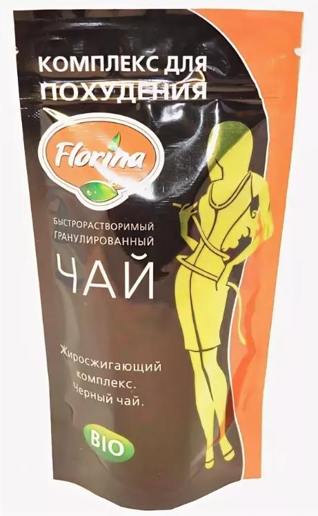 Чай для похудения ног