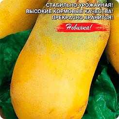 Семена Свекла кормовая Золотые Гиганты, 2 г, Уральский