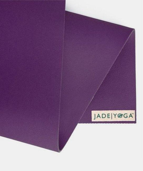Коврик для йоги Jade Voyager Purple фиолетовый