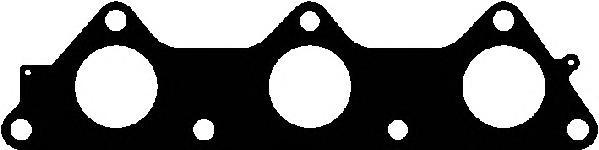 Прокладка выпускного коллектор Ajusa 13127700